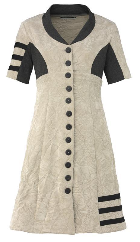 10 06 Cordy dress i beige