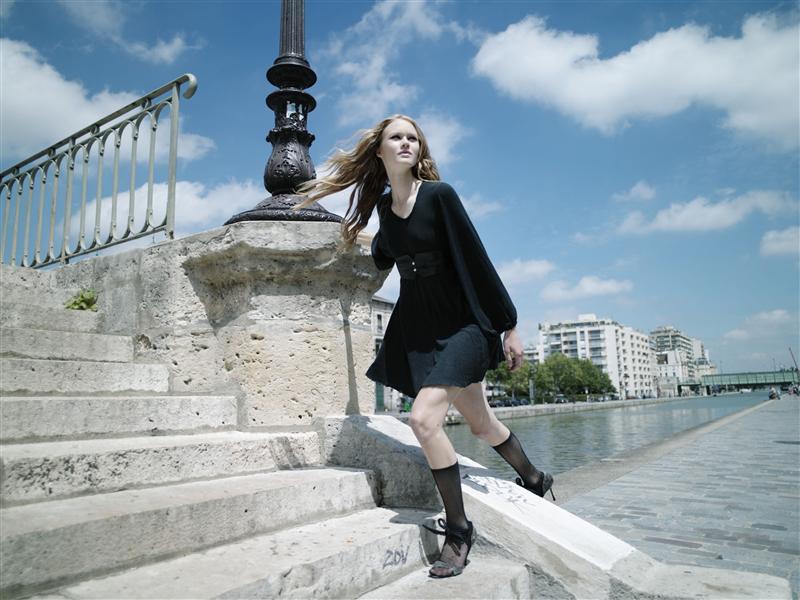 I trappene langs Seinen