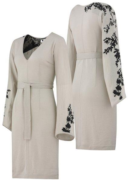 E45 Asian Bloom dress
