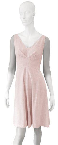 90 35 Strawberry thief dress