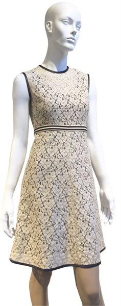 638 Summer Small Lace dress