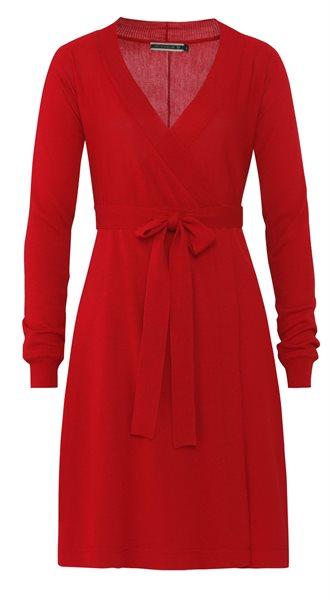 C11 Classic wrap dress
