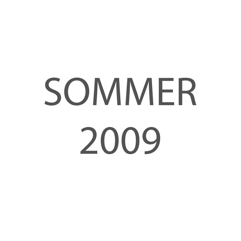 summer 2009