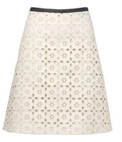301 Little Pernille skirt in beige lace