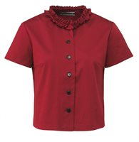40 05 la bella shirt in red