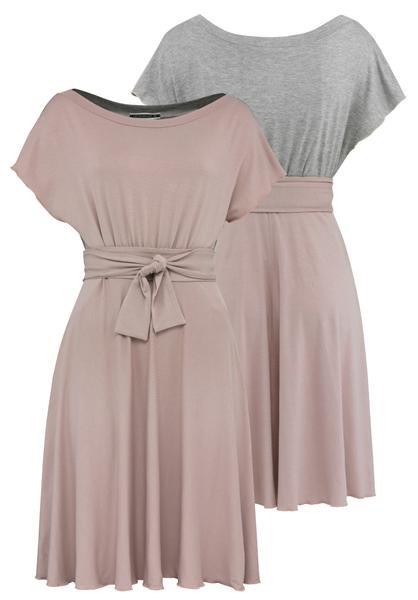 summer dress - rose (kjole)