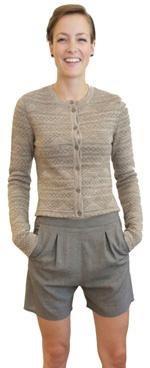 June jacket - beige (jakke)