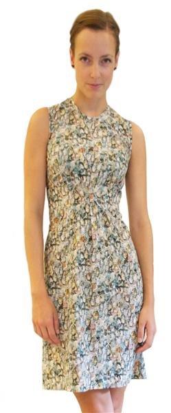 september drizzle dress - diamonds (kjole)