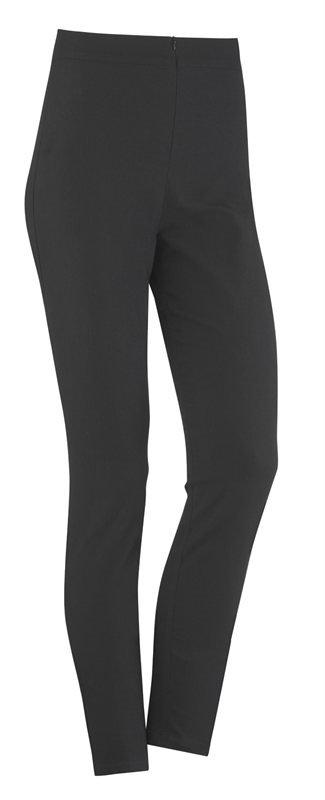 W83 Stretch trousers - black (bukse)
