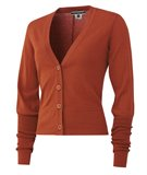 E57 really plain cardigan - deer brown (jakke)