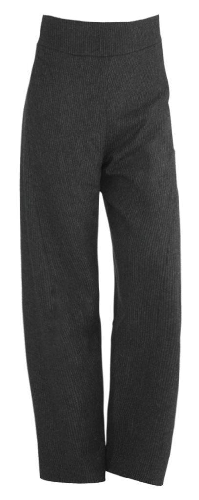 W90 Mochi wool jeans whimsy - whimsy black (bukse)
