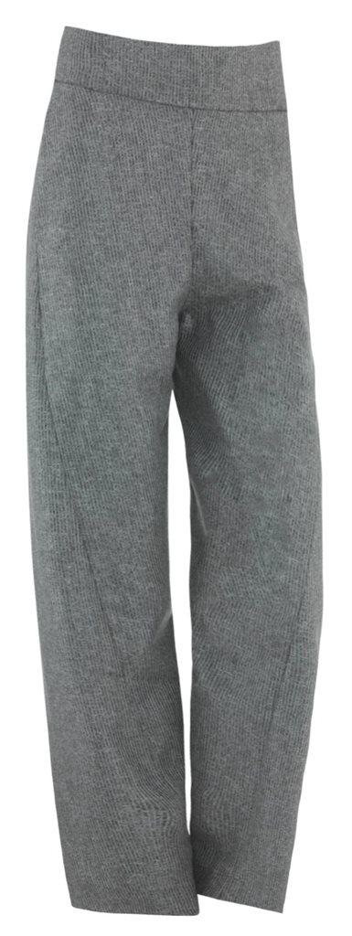 W90 Mochi wool jeans silver/copper - silver strip (bukse)