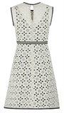 Summer Big Lace dress - big lace bakfra (kjole)