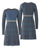 E68 CrissCross X-dress - blue mix (kjole)