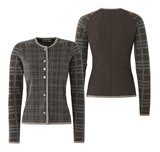 E66 CrissCross jacket - brown mix (jakke)