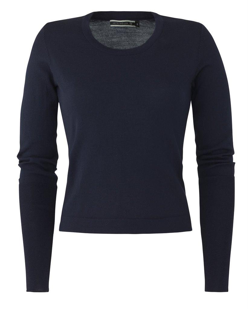 C8 Classic sweater - midnight blue (genser)