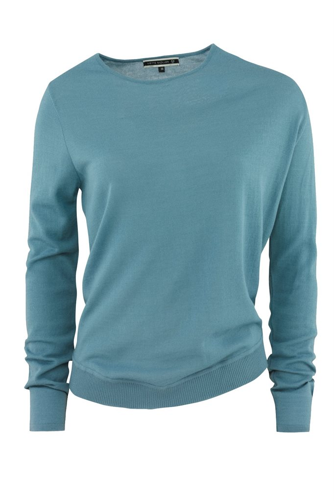 The sweater - mint (genser)