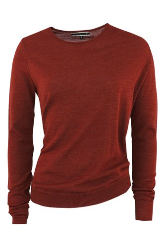 The sweater - rust (sweater)