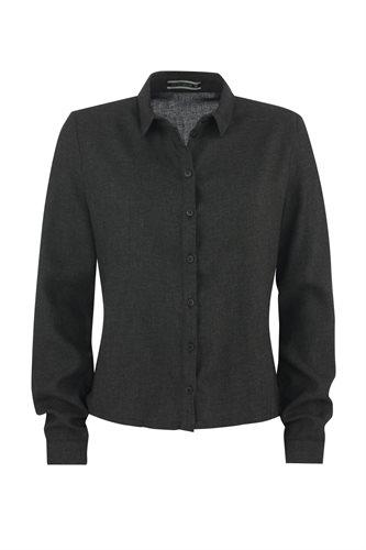 Birdy shirt solid - flour gray (shirt)