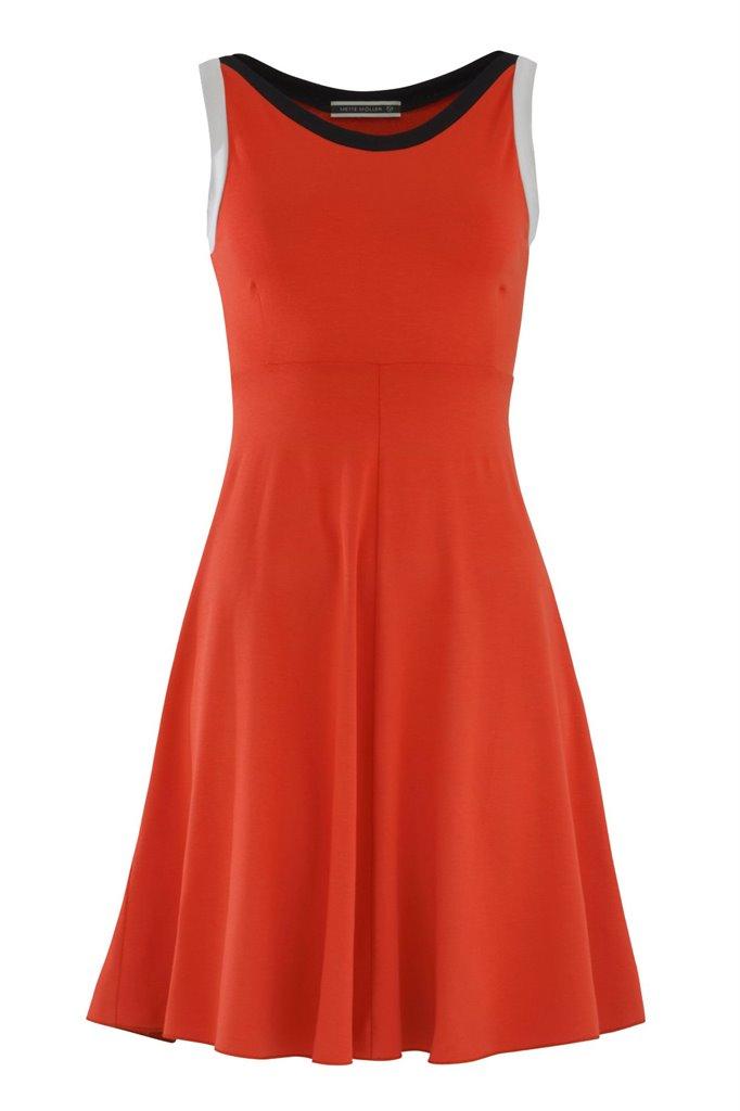 Jenna sport dress - ginger (kjole)