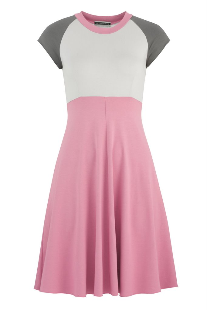 Pipp dress - pink mix (kjole)