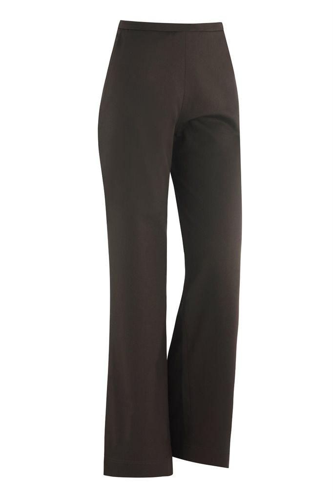 W93 Mochi 70's trousers brown - brown (bukse)