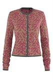 Bluebird print jacket - pink mix (jakke)