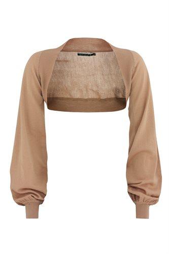 Bluebird bolero - honey (jacket/cardigan)