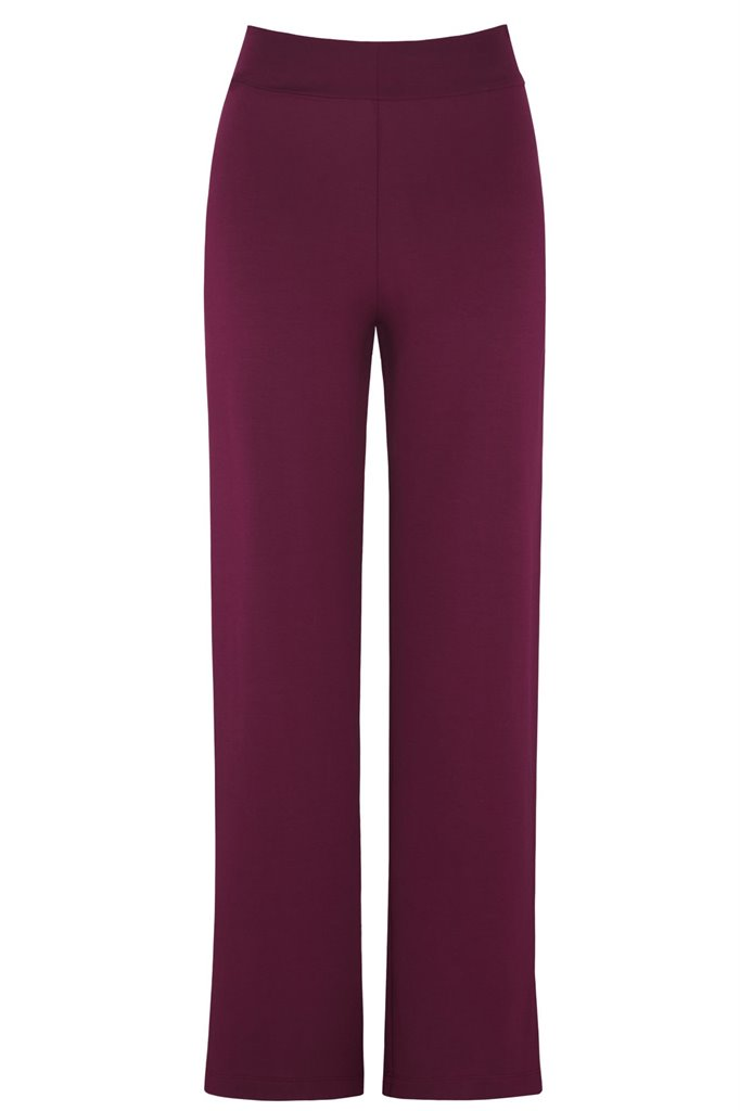 Pipp trousers - wine (bukse)