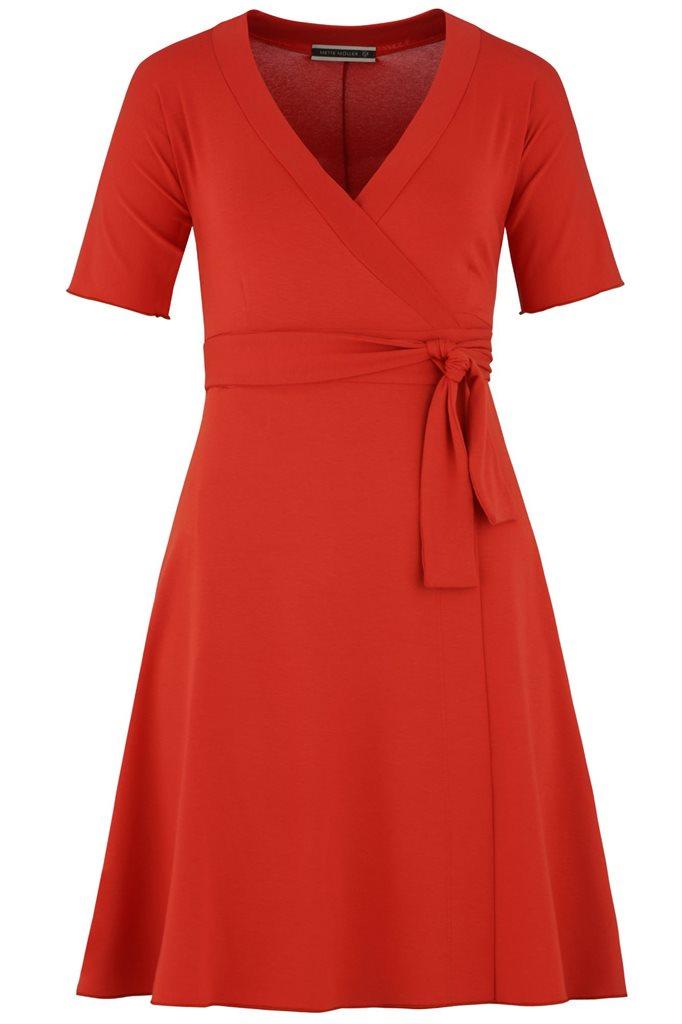 Jenna wrap dress - ginger (kjole)