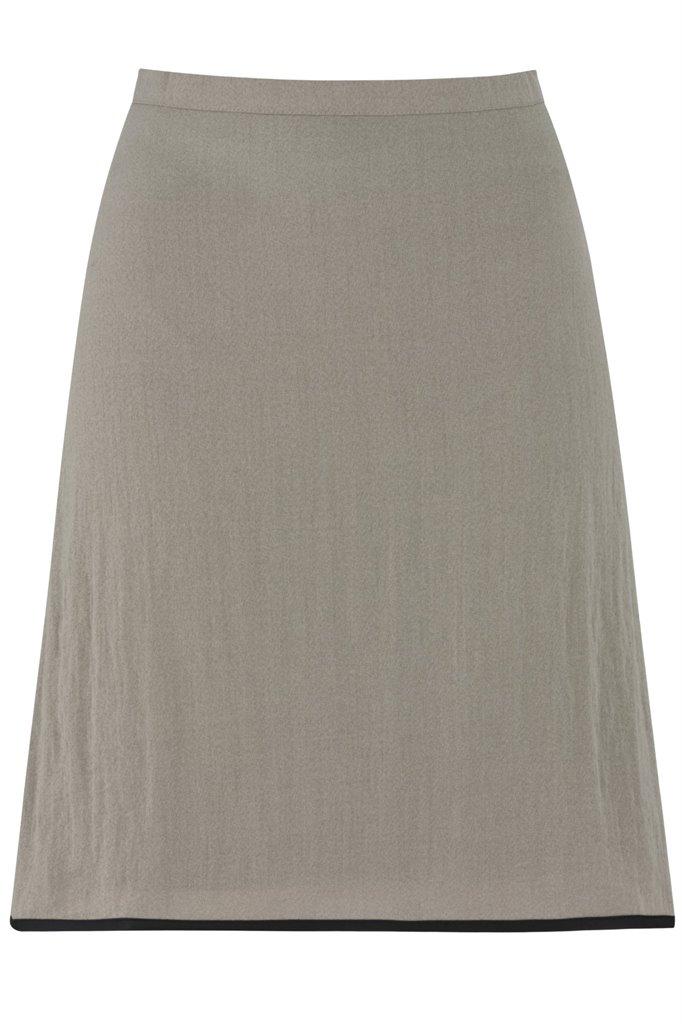 F101 Linda skirt - beige (skjørt)