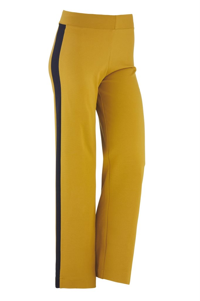 Kill Bill trousers - mustard (bukse)