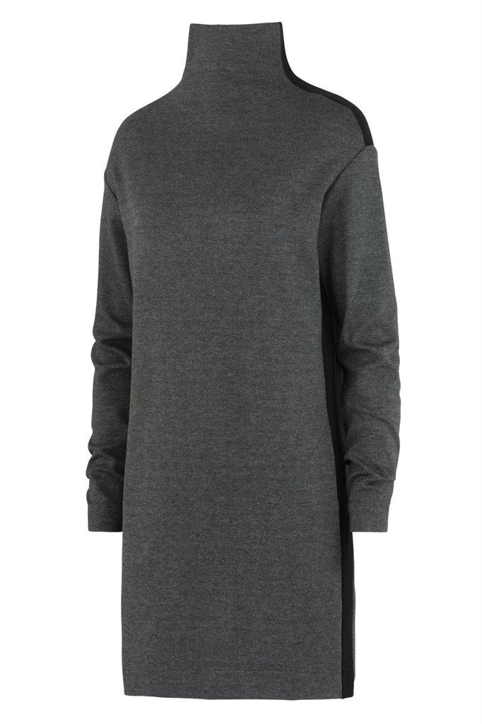 Kill Bill sweat dress - grey (kjole)
