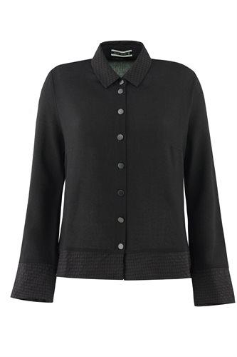 Smoothie shirt black - black (shirt)