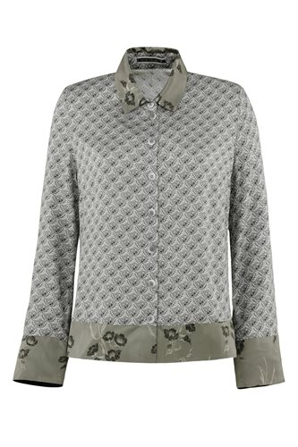 Smoothie shirt print - grey (shirt)