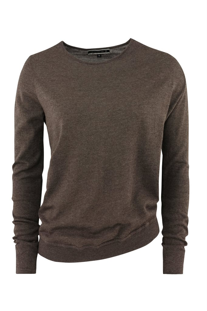The sweater - brown (genser)