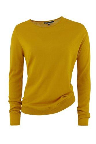The sweater - yellow (sweater)