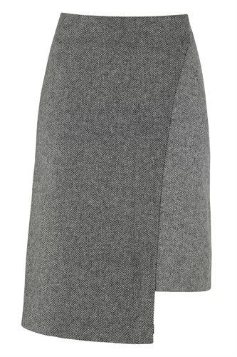W123 Fish skirt - grey (skirt)