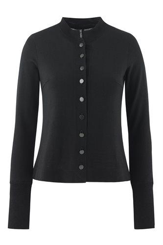 C15 Evies Cardigan - black (jacket/cardigan)