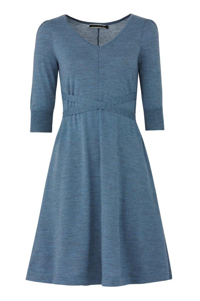 C2 Classic A-line dress 2015 - light blue (kjole)