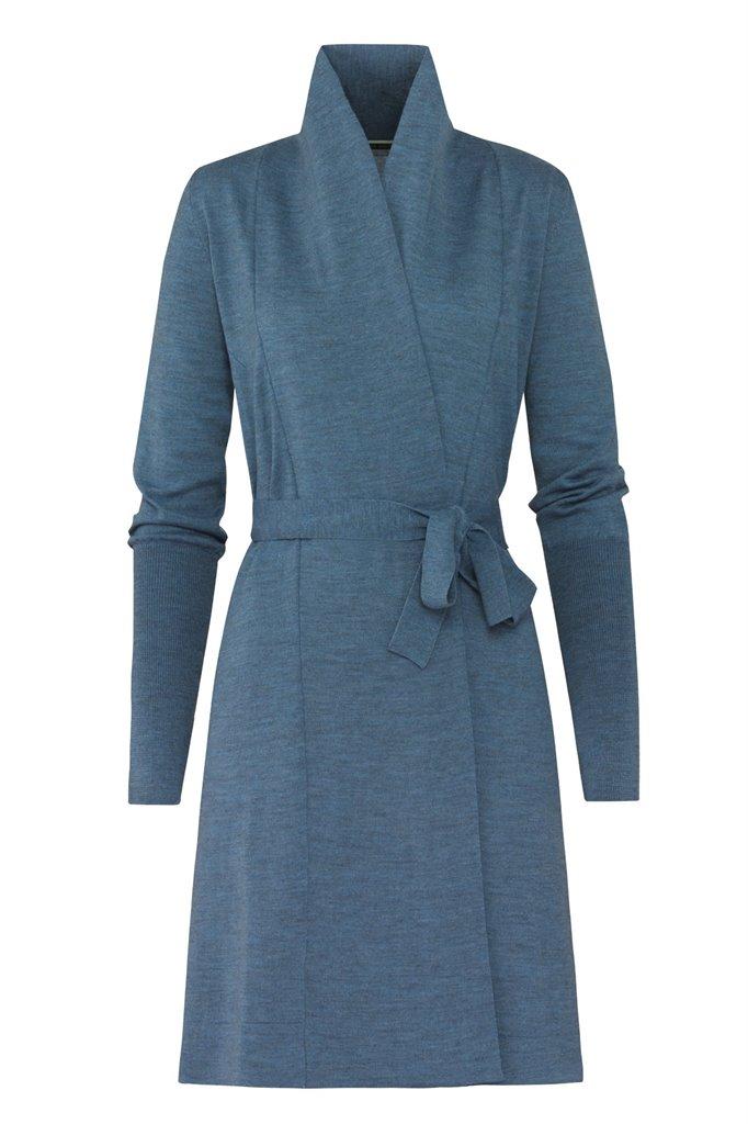 C4 Classic long jacket 2015 - light blue (jakke)