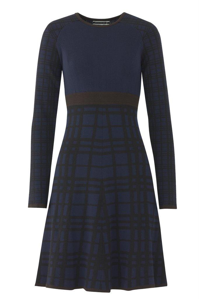 E68 CrissCross X-dress - black mix (kjole)