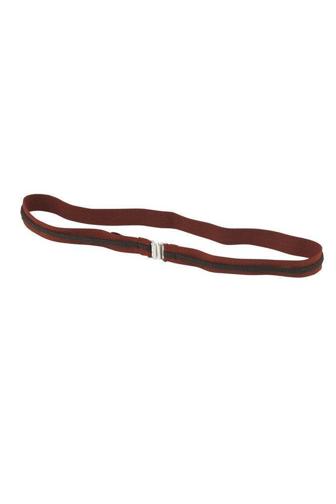 Z8 Small belt - double - rust/ kaki (annet)