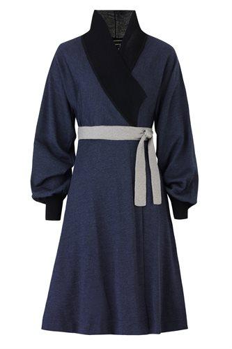 Classic kimono dress - mel blue (dress)