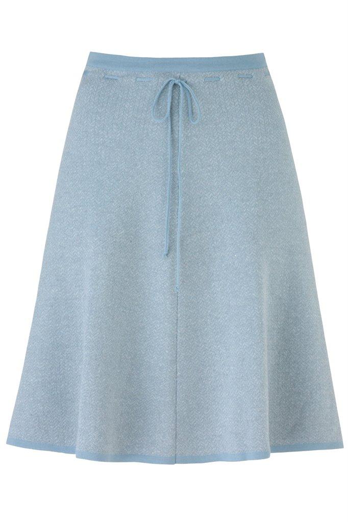 E74 Herring skirt - mint (skjørt)