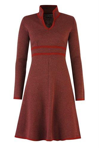 E73 Herring dress - rust (dress)