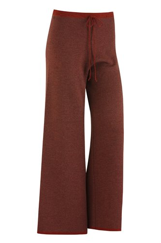 E70 Herring trousers - rust (pants/shorts)