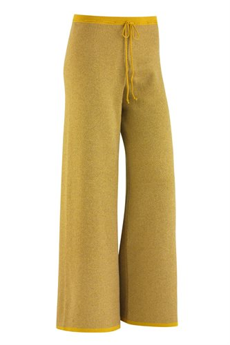 E70 Herring trousers - yellow (pants/shorts)