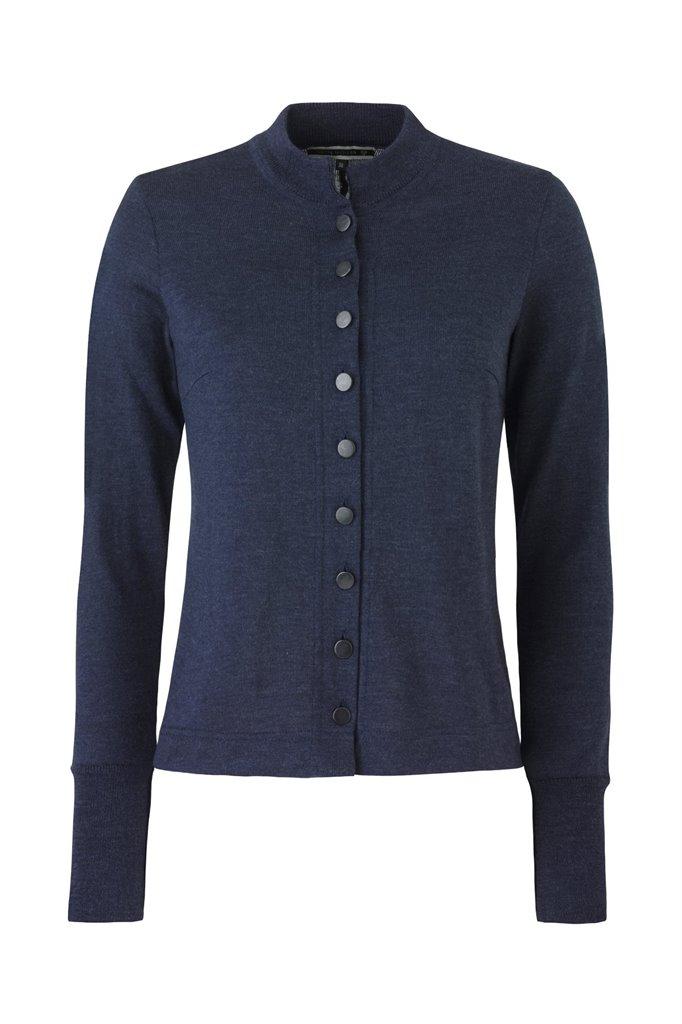 C15 Evies Cardigan - mel blue (jakke)