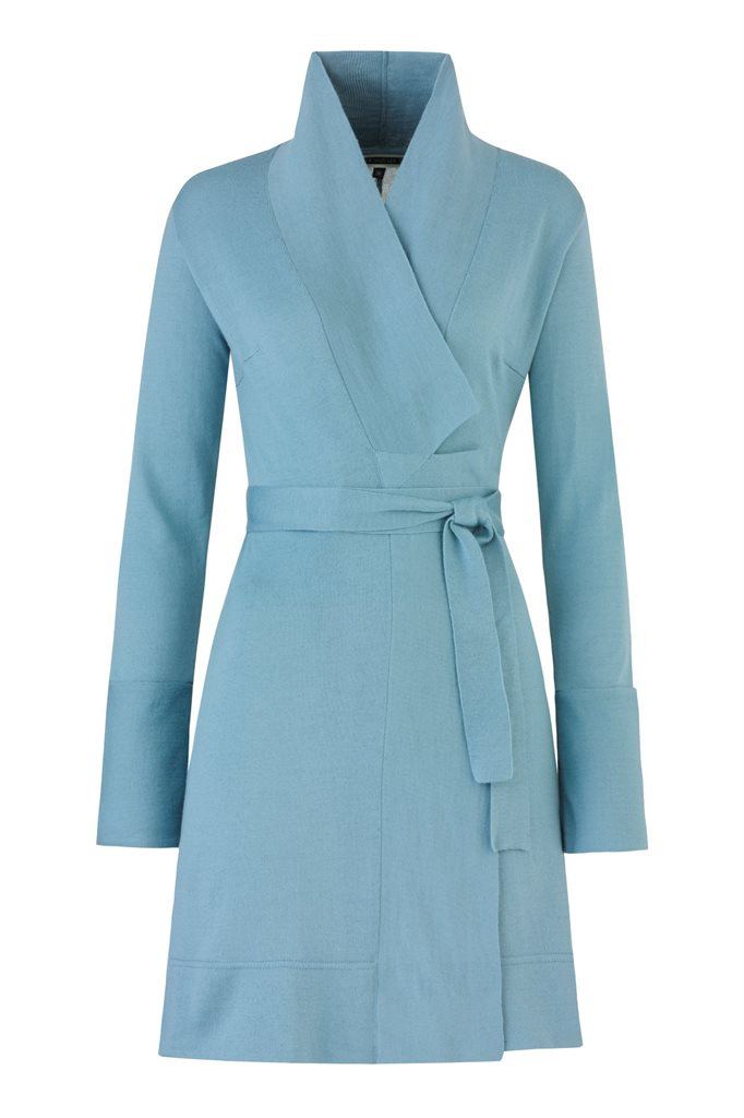 C13 Classic long jacket - mint (jakke)